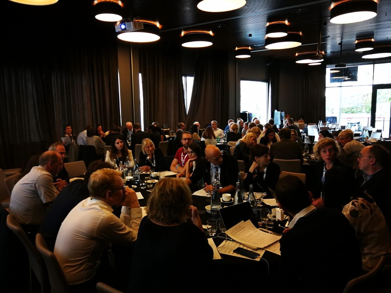 Първо заседание на пациентски представители и членове на ECCO